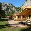 Camping Arco - Holz Chalet